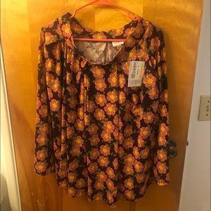 LuLaRoe Medium Madison Skirt